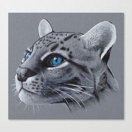 Ocelot Canvas Print