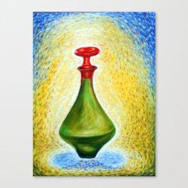 Deco Vase #2 Canvas Print
