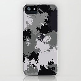 Camouflage urban 1 iPhone Case