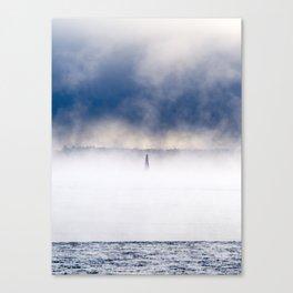Sea Smoke 2 Canvas Print