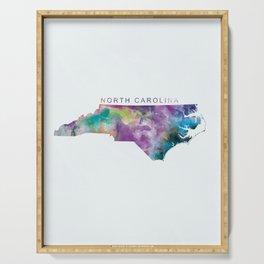 North Carolina Serving Tray
