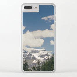 Mount Robson Clear iPhone Case