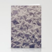 starry night Stationery Cards featuring Starry Starry Night (3) by Karin Elizabeth