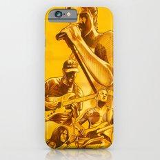 Audioslave - Série Ouro iPhone 6s Slim Case
