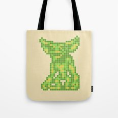Troll Totem 4x6 Tote Bag