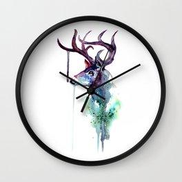 Me Deer Wall Clock