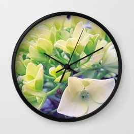 remembering spring Wall Clock