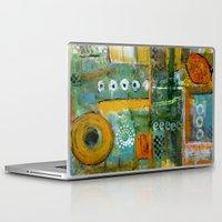 starbucks Laptop & iPad Skins featuring Starbucks by Jenny Chatterton