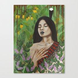 Ahurewa Canvas Print