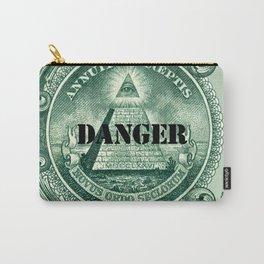 danger dollar Carry-All Pouch