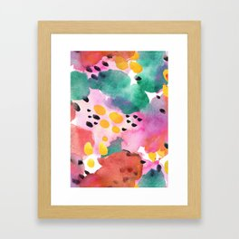 Dragonfruit Framed Art Print