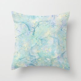 Poolside Throw Pillow