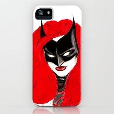 The Batwoman Slim Case iPhone (5, 5s)