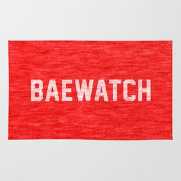 Baewatch Rug