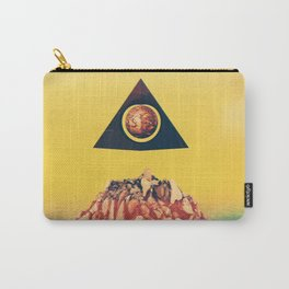 Anaglyph Carry-All Pouch