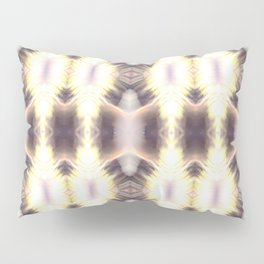 Feathered Mandala Pillow Sham