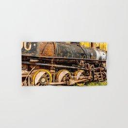 Derelict Train Hand & Bath Towel