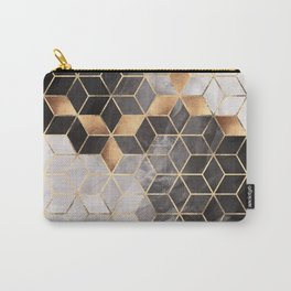 Smoky Cubes Carry-All Pouch