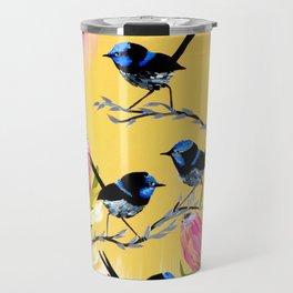 Australian Art Travel Mug
