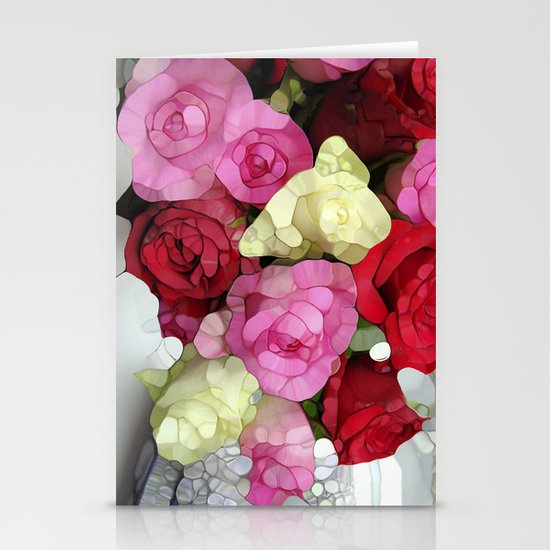 Let Your Love Shine! Stationery Cards