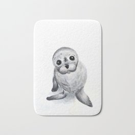 Little Seal Bath Mat