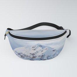 Mountain Peaks Fanny Pack