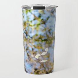 Reflection on Water Travel Mug