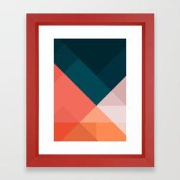 Geometric 1708 Framed Art Print