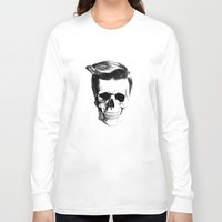 rock n roll Long Sleeve T-shirts featuring Rock n Roll by Andre Heydra