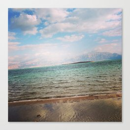 Lowest Point Canvas Print