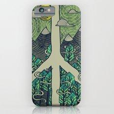 Peaceful Landscape Slim Case iPhone 6