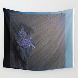 Menses 85: Menstrual Minstrel Wall Tapestry