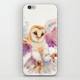 Twilight Owl iPhone Skin