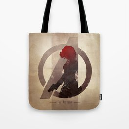 Avengers Assembled: The Assassin Tote Bag