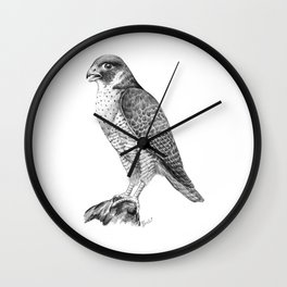 Peregrine Halcon Wall Clock
