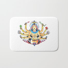 Kali Traditional  Bath Mat