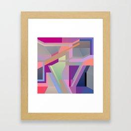 Maskine 21 Framed Art Print