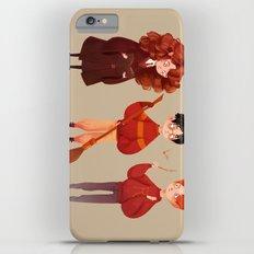 Friendship and Bravery iPhone 6s Plus Slim Case