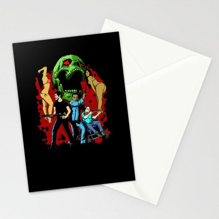 JEFFERSON AVE. VICE Stationery Cards