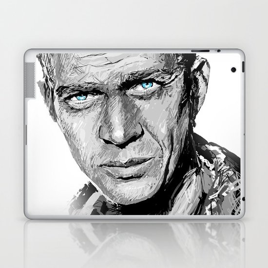 The King of Cool Laptop & iPad Skin