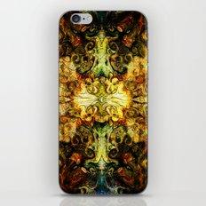 Fibonacci 3 iPhone Skin