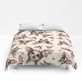 What the Fox - Pattern Comforters