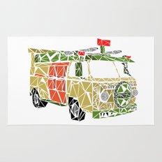 The Turtle Van Rug