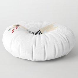 Whippet Thief Floor Pillow