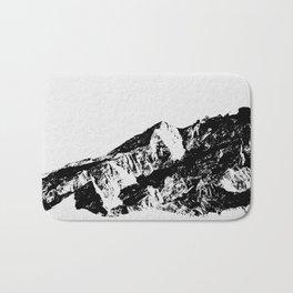 Mountains I Bath Mat