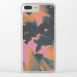 Fool For you Clear iPhone Case