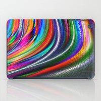 aurora iPad Cases featuring Aurora by David  Gough