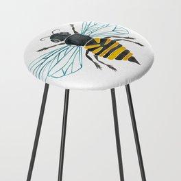 Honey Bee Counter Stool