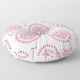 Uteri, Period. Floor Pillow