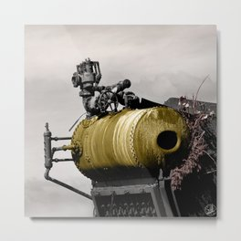 The Thing, Astoria, Oregon Metal Print